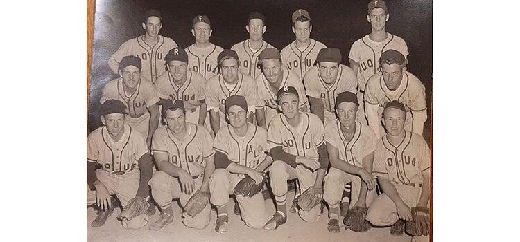 1956 Twins Team