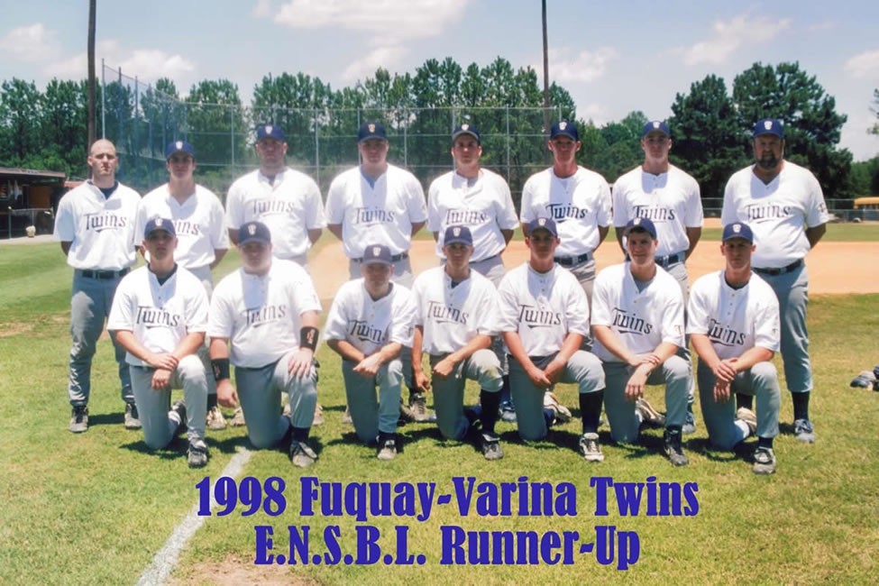 1998 Team Photos