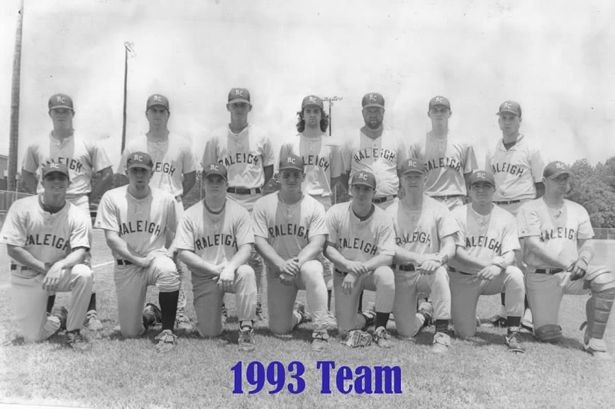 1993 Team Photos