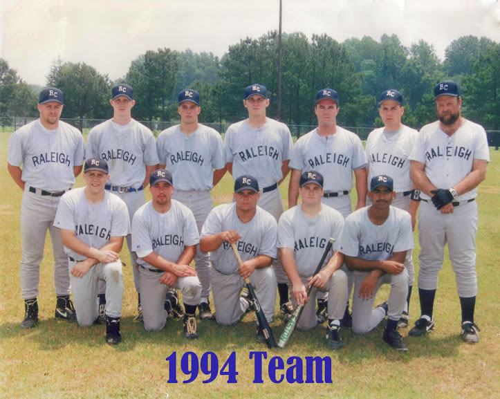 1994 Team Photos